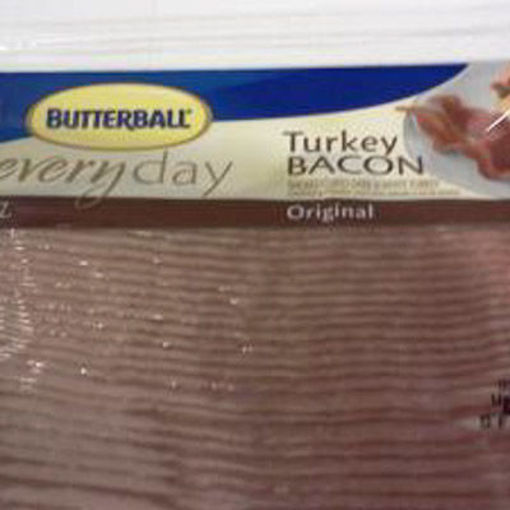 Picture of TURKEY BACON FULLY COOKED