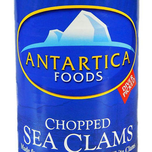 Picture of CLAM SEA CHOPPED CANNED