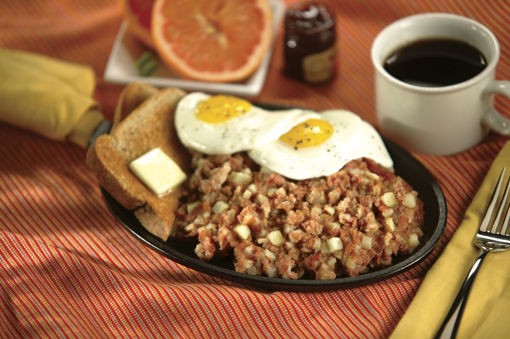Picture of CORNED BEEF HASH