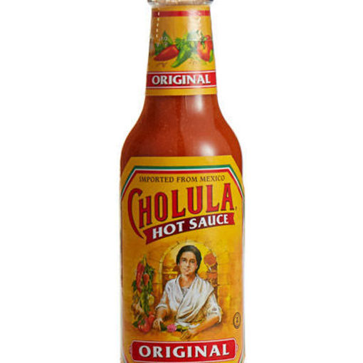 Picture of SAUCE HOT CHOLULA 12/5 OZ