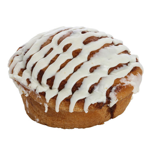 Picture of ROLL CINNAMON CREAM CHEESE ICED